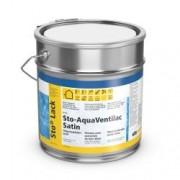 Holzschutzfarbe Sto-AquaVentilac Satin getönt